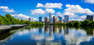 Austin Skyline photo, licensed through iStockphoto
