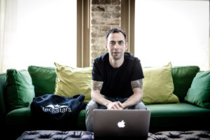 Techstars' Amos Shwartzfarb Enjoys Helping Entrepreneurs