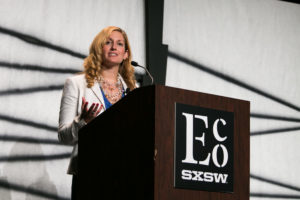 At SXSW Eco, Google's Sustainability Lead Kate Brandt Promotes a Circular Economy