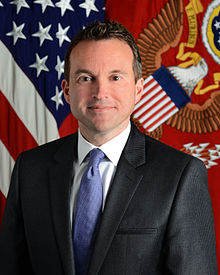 Secretary of the Army Eric Fanning