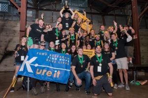 SpareFoot Wins the Sixth Annual Startup Games