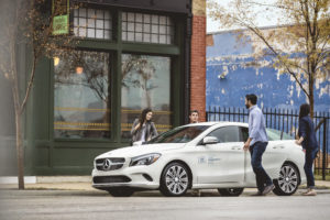 car2go Offering Mercedes-Benz Vehicles in Austin