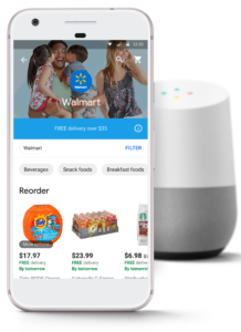 The Battle of the Shopping Basket Escalates as Google Announces a Partnership with Walmart