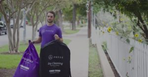 Austin-based Press Raises $500,000 in Seed Funding to Expand On-demand Laundry and Dry Cleaning Service