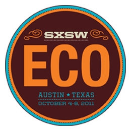 Watch the livestream for the first SXSW Eco in Austin