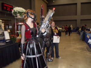 Comic Con works its magic in Austin