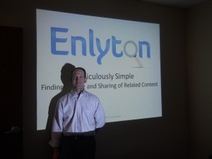Enlyton.me creates a new way to search for and share information