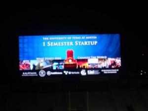 UT's One Semester Startup Demo Day