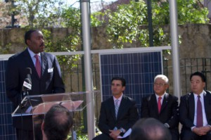 San Antonio lands a major solar project