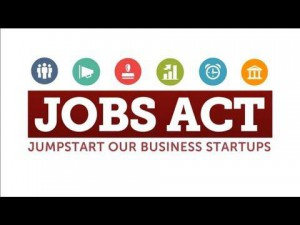 Senate expected to vote on Jobs Act and crowd funding businesses later today