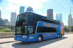 Megabus to Provide Service Between Austin and San Antonio