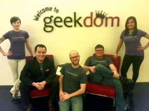 Geekdom Fund Gives $25K Each to Two Startups