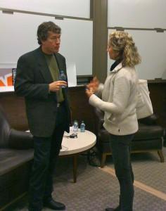 CTAN's Bril Flint Advises Entrepreneurs on Angel Investing