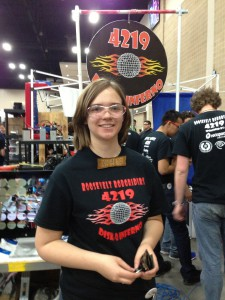 Kids Learn Robotics and Engineering at FIRST Robotics Competition in San Antonio