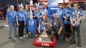 San Antonio FIRST Robotics Competition Sends Eight Teams to World Championship