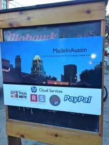 Battle of the Bands and Made in Austin at Austin Startup Week