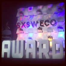 SXSW Eco 2013 Award Winners