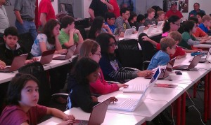 SparkFun's National Tour Teaches Kids the Basics of Programming