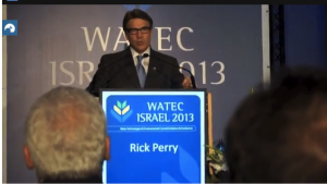 Insights from Gov. Rick Perry's Visit to Israel