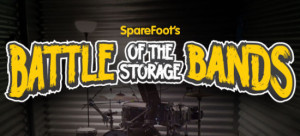 SpareFoot Launches Battle of the Storage Bands Contest in Austin