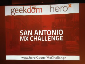 San Antonio MX Challenge Seeks to Solve Problems and Realize Dreams