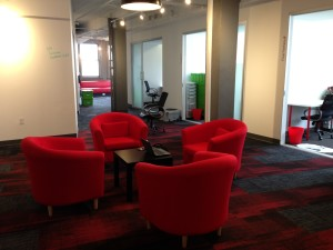 Geekdom Moves Into Its New Headquarters At The Rand