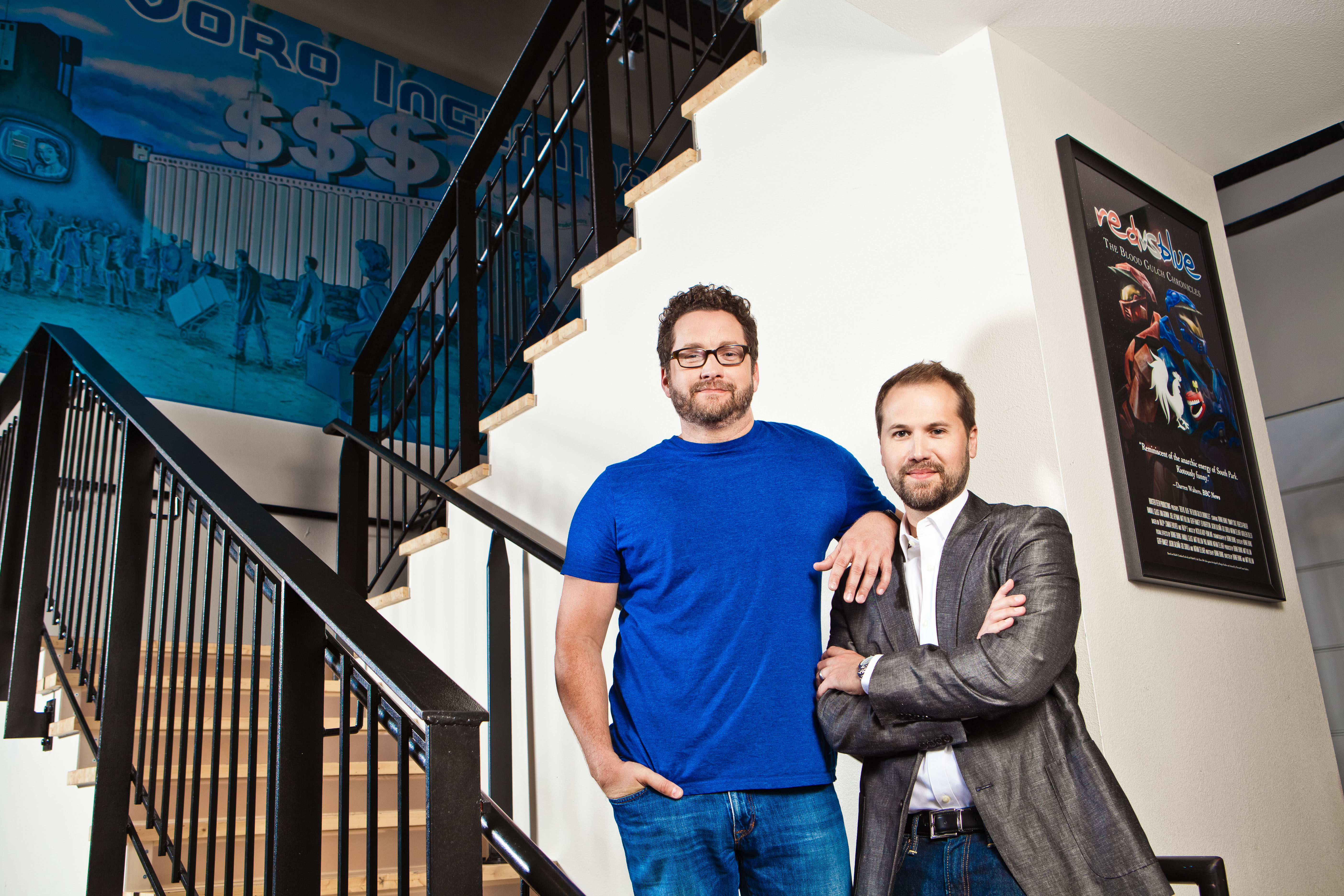 rooster teeth rules the youtube roost siliconhills