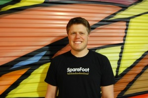SpareFoot Spearheads Startup Food Drive