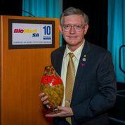 BioMed SA Honors San Antonio Native and Nobel Prize Winner William Moerner