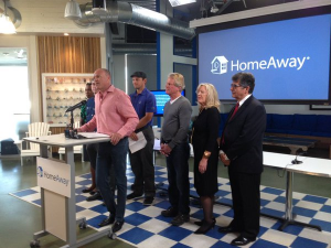 Homeaway Launches Stay Neighborly Pilot Program In Austin