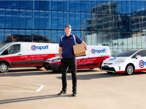 Dropoff Raises $8.5 Million to Expand is Same Day Delivery Service Nationwide