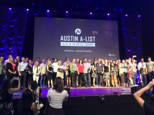 17 Companies Named Winners of the 2017 Austin A-List of the Hottest Startups
