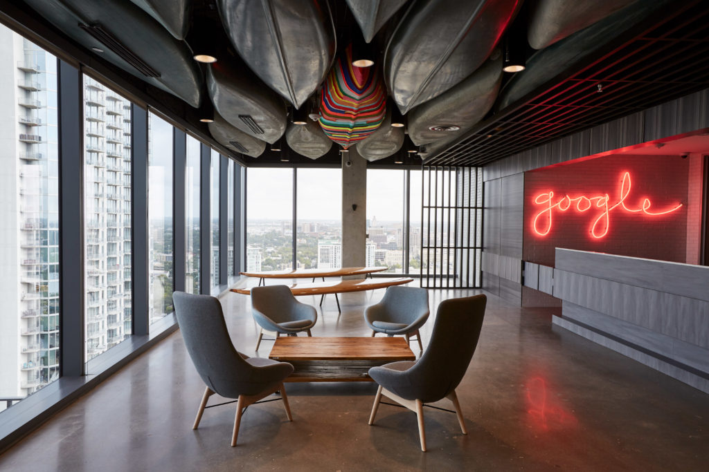 goggle office. Google Unveils Its New Office In Downtown Austin Goggle A