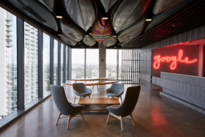 Google Unveils its new Office in Downtown Austin