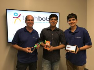 Trashbots Aims to Bring Inexpensive Robotics Kits to Students