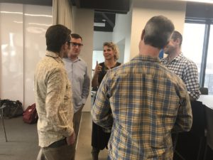 Sputnik ATX Meets with Local Entrepreneurs as Deadlines Looms for its First Accelerator Class