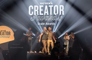 WeWork Begins Accepting Applications for its 2018 Creator Awards