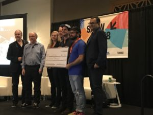 Samsa Wins Capital Factory's 100K Blockchain Challenge at SXSW
