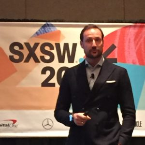 At SXSW, Norway's Crown Prince Focuses on Tech for Sustainable Development