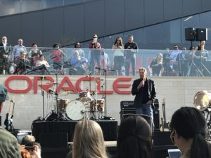 Oracle's Founder Larry Ellison Says Austin Campus is Going to Grow to 10,000 Employees