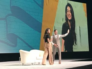 Amal Clooney Says Societal Change Comes from Those who Demand it