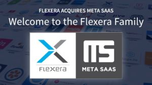 Meta SaaS Acquired by Flexera