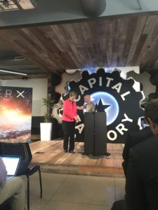U.S. Air Force Sec. Wilson Launches AFWERX Innovation Lab at Capital Factory