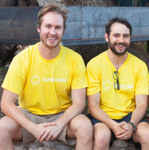 Favor Cofounders Zac Maurais and Ben Doherty Launch Sunroom for Renters