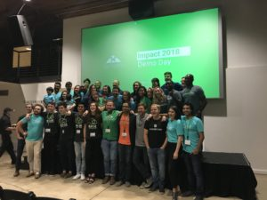 Nine Techstars Impact Startups Pitch at Demo Day in Austin