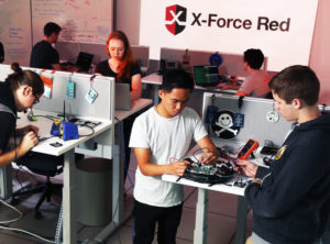 IBM Opens X-Force Red Lab in Austin