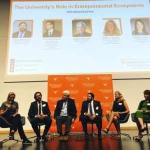Universities Play a Key Role in Austin's Entrepreneurial Ecosystem