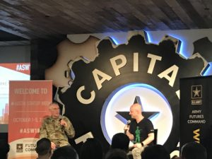 U.S. Army Futures Command Center Seeks to Collaborate with Austin Startups