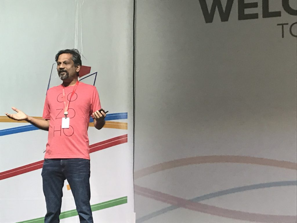 Zoho Plans to Go Big in Austin but Also Wants to Keep Things Weird