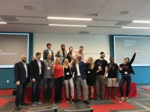 Austin Startups Pitch at Oracle's Cloud Accelerator Demo Day